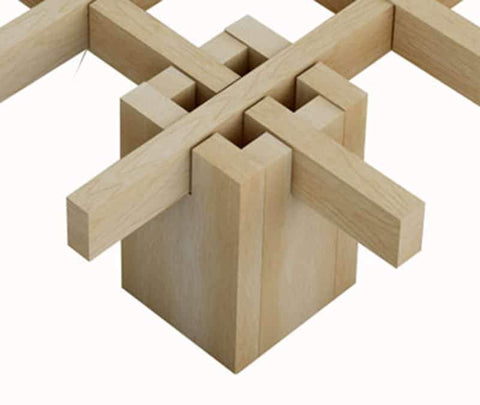 Image of Tic Tac Toe Base - DirectBed