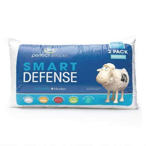 Serta Two-Pack Premium Health Guard Pillows - DirectBed