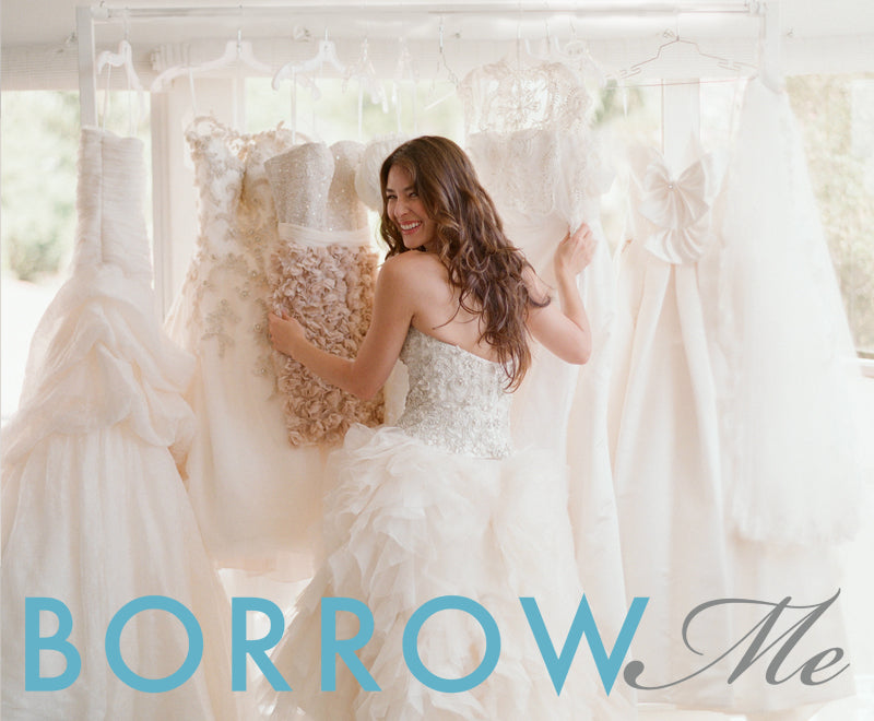 Borrow me try wedding dresses and gowns on at home kirstie kelly junglespirit Image collections