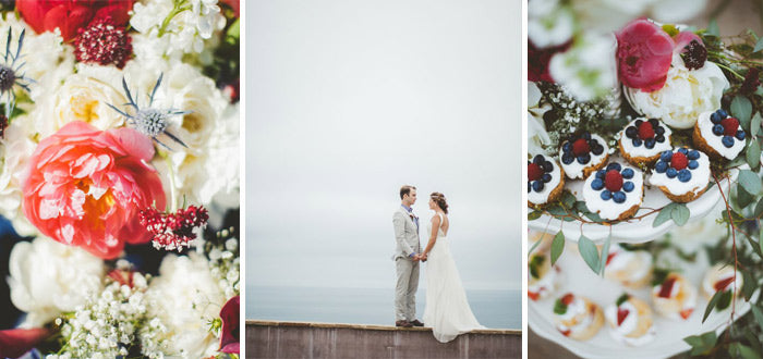 Red White And Blue Wedding Theme Kirstie Kelly