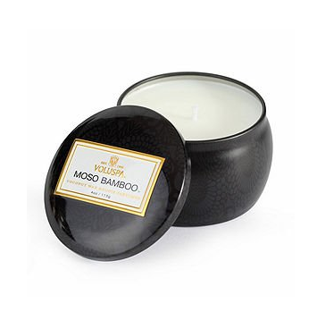 VOLUSPA CANDLES, MOSO BAMBOO 3.5 OZ TIN