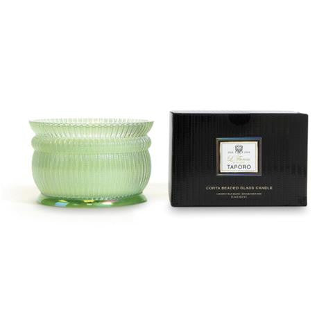 VOLUSPA CANDLE , TAPORO BEADED GLASS