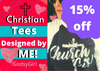 GodsyGirl Sale on Christian women's apparel