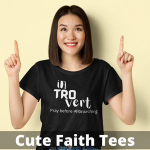 Black Jesus Tees and really cool Christian shirts for women