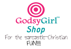 GodsyGirl Jesus Tees and Cool Christian Shirts