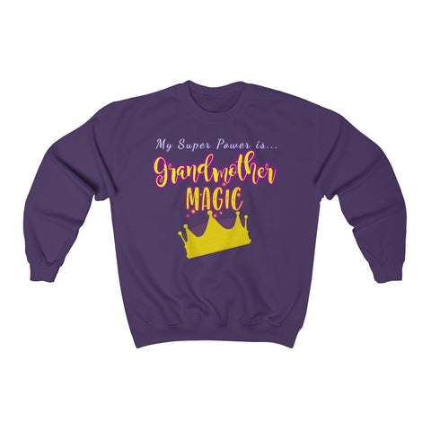 Image of A Grandma Sweatshirt