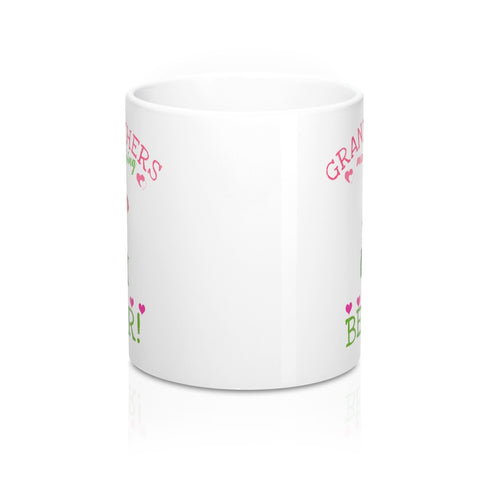 Grandmother or Nana Mug -  11oz