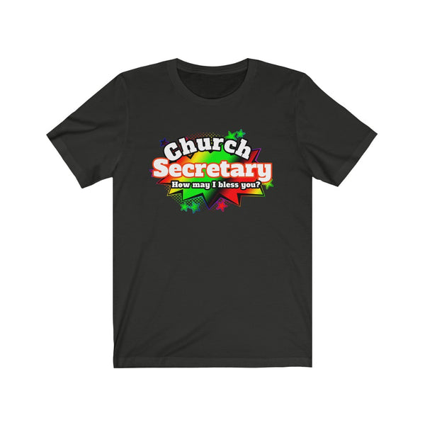 Church Secretary Shirt