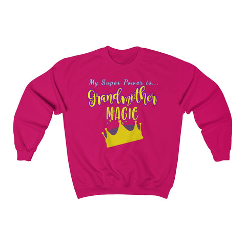 Image of A Grandma Magic Sweatshirt