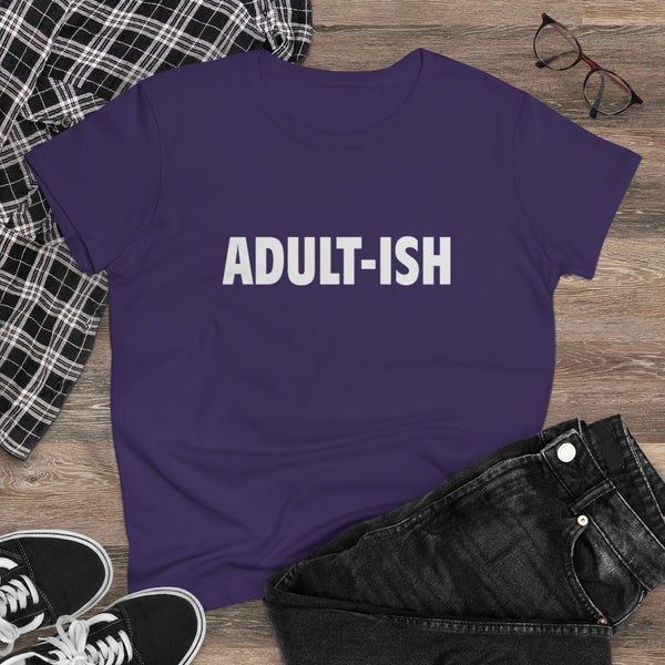 Adulting Tee for Women