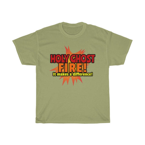 Holy Ghost Fire - Christian Tee