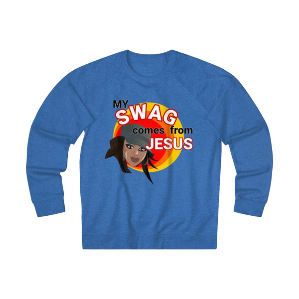 My Swag Comes from Jesus - Sweatshirt