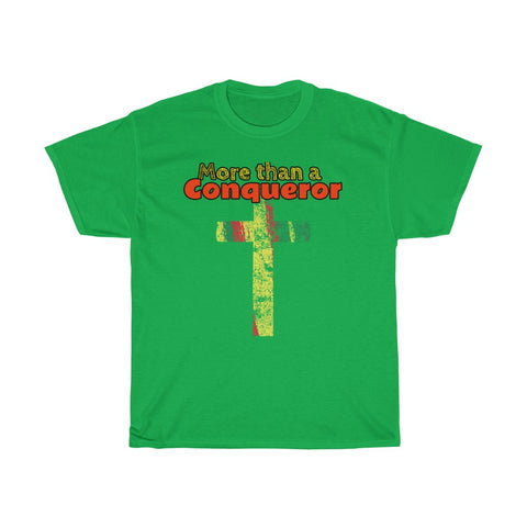Image of More than a Conquerer Tee