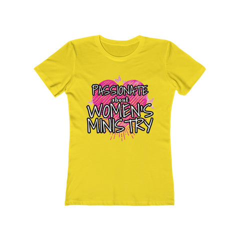 Image of Women's Ministry T-Shirt