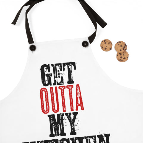 Image of Get Outta my Kitchen Apron