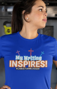 Christian blogger shirt Christian women's apparel