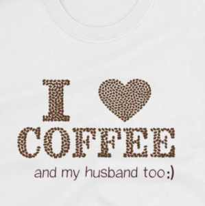 Image of funny coffee shirt
