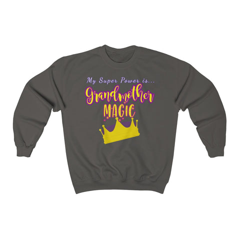 A Grandma Magic Sweatshirt
