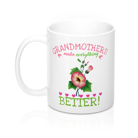 Image of Grandmother or Nana Mug -  11oz