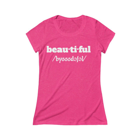 Image of I'm Beautiful - Cool Christian shirts