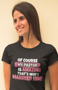 christian women's apparel and pastors wives tees