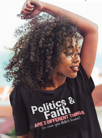 Image of Faith & Politics Shirt