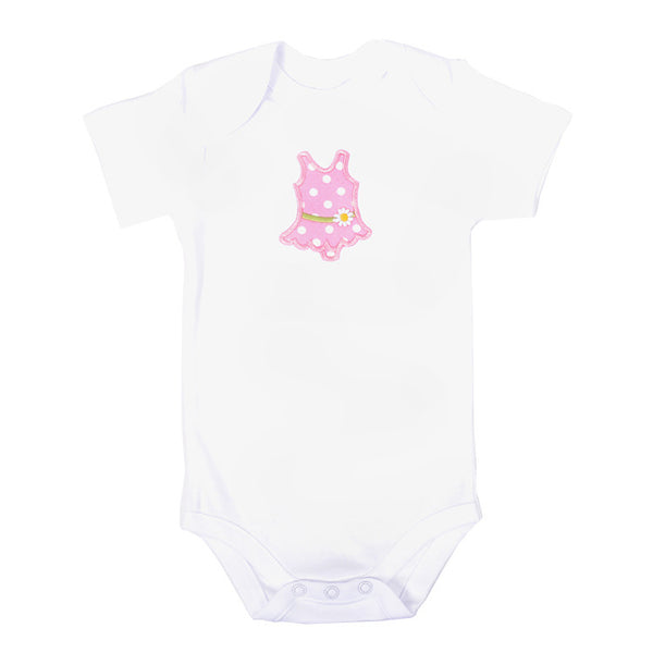 3 Marthas Bathing Beauty Onesie - Small