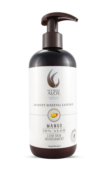 Key West Aloe Moisturizing Lotion - Mango
