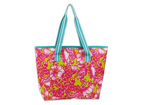 All For Color Aloha Cooler Tote