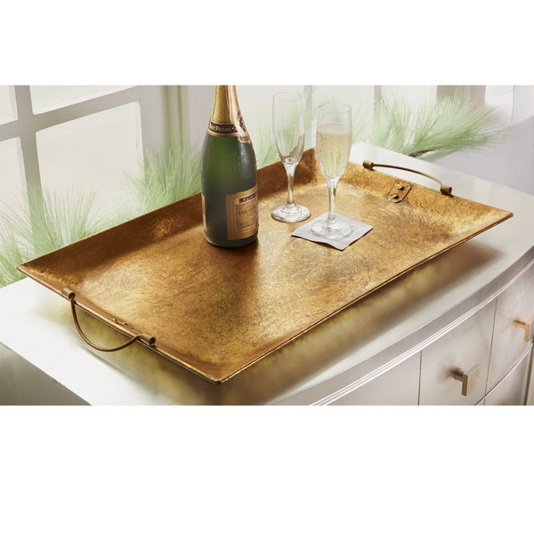 Mudpie Gold Foil Tray