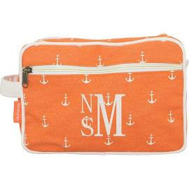 CB Station Orange Anchor Dopp Kit