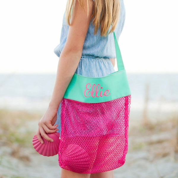 WB Hot Pink Shell Tote
