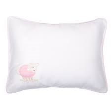 3 Marthas Baby Lamb Pillow-Pink
