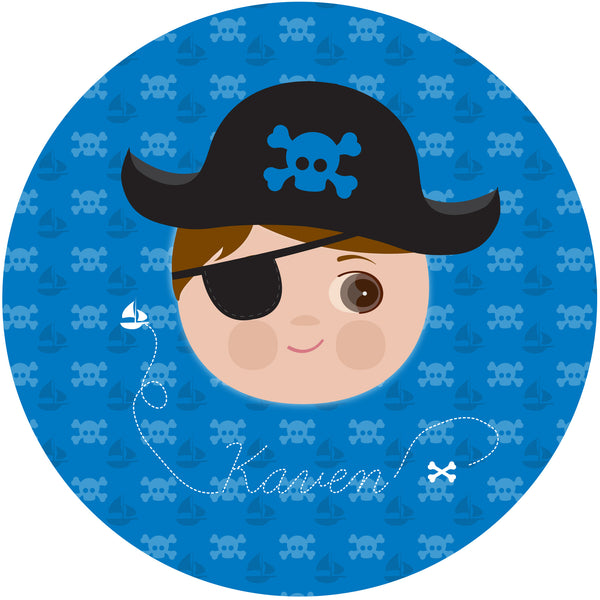 Pirate Dishware