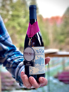"""Revelation"" Estate Pinot Noir Hollywood Hill 2017 — Platinum Wine Press Northwest"