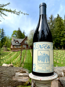 """Revelation"" Estate Pinot Noir Snoqualmie 2018"
