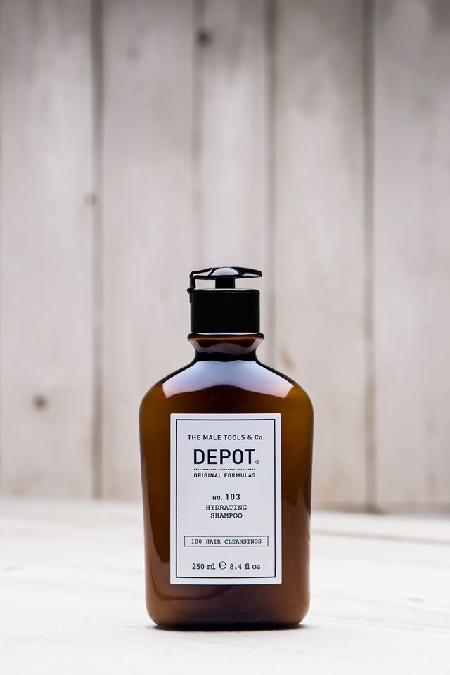 Depot NO. 103 Hydrating shampoo