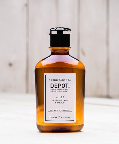 Depot NO.105 Invigorating shampoo 250 ml