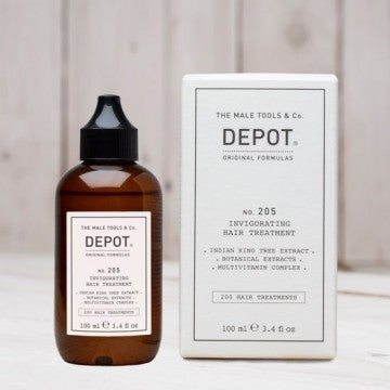 Depot-No.205 Invigorating Treatment.