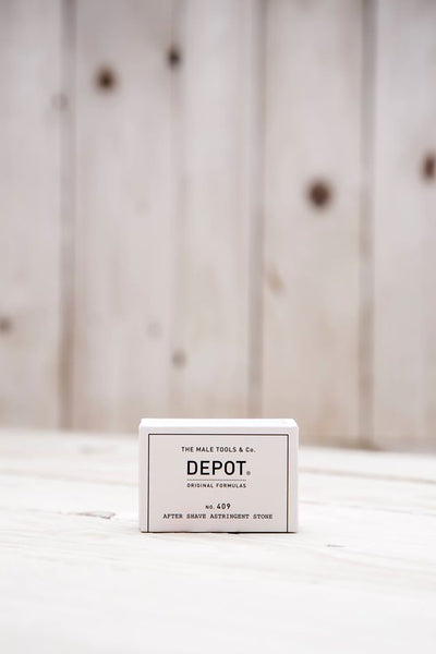 Depot NO.409 Aftershave Astringent Stone