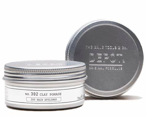 Depot NO.302 Clay Pomade