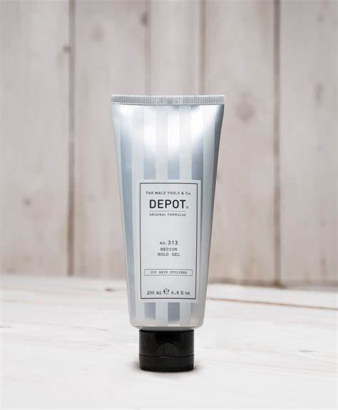 Depot NO. 313 Medium Hold Gel