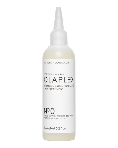 Olaplex No.0 Intensive Bond Building Hair Treatment & No.3 Hair perfector.