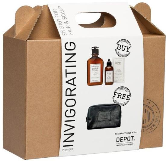 Depot Invigorating Promo Kit
