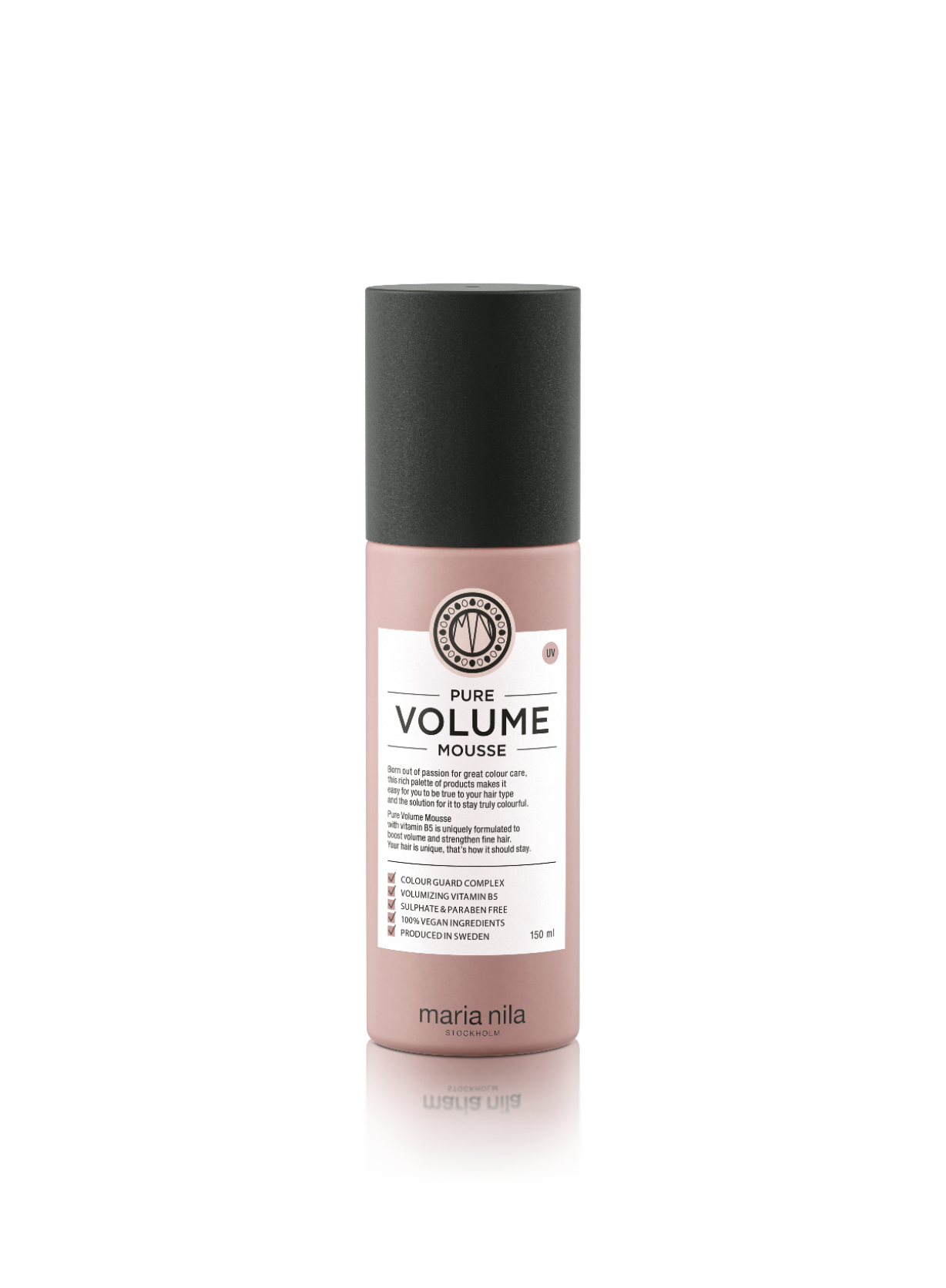 Pure Volume Mousse