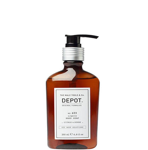 depot NO. 603 Liquid hand soap