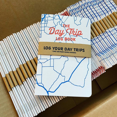 The Daytrip Log Book