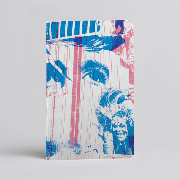 Face Collage - Two 32-page books