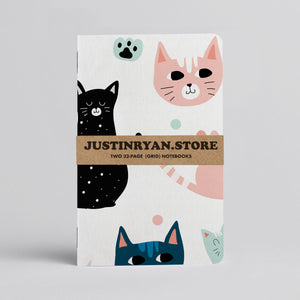 Meow - Two 32-page books