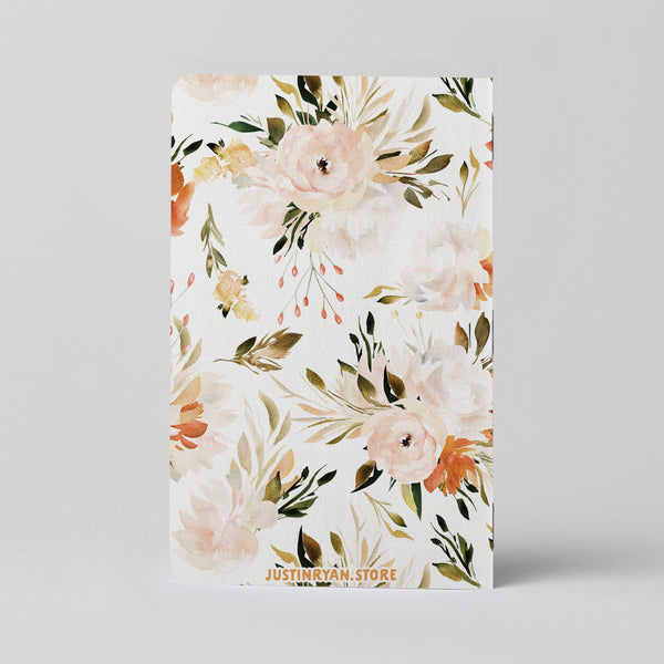 Flowers - Two 32-page books